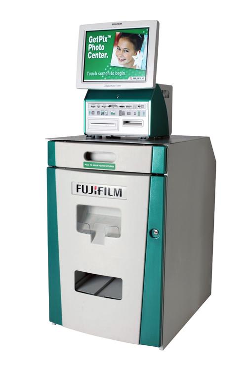 Fujifilm photo kiosk
