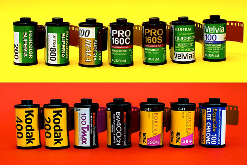 Kodak Fujifilm