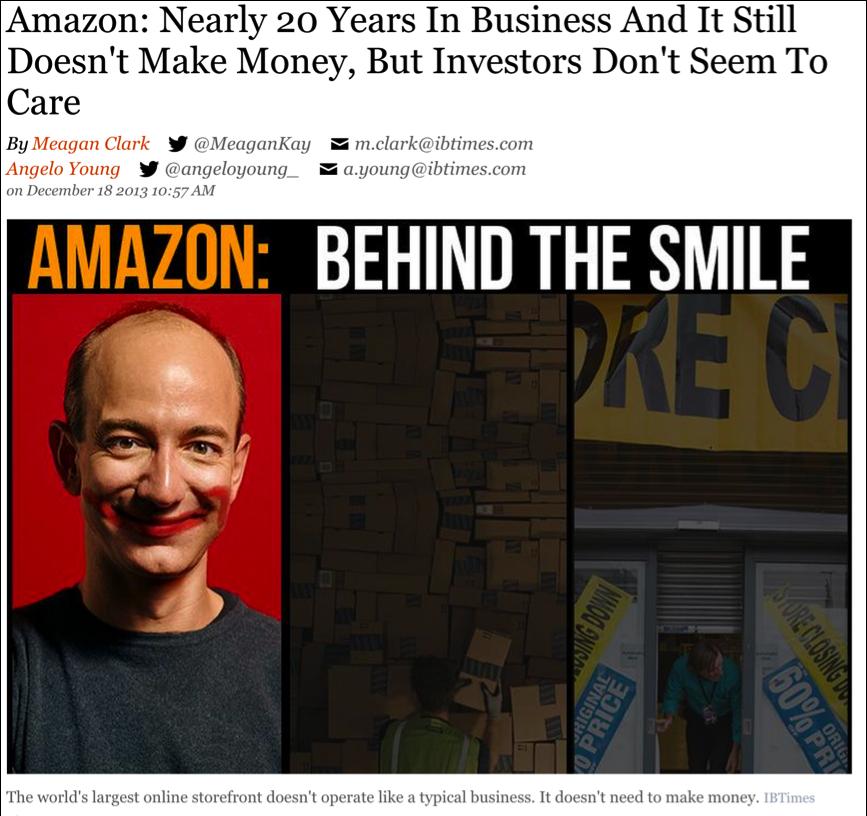 Amazon 20 years