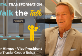 Digital Transformation: Walk the Talk – Volvo Trucks Group
