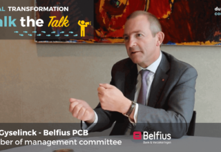 Digital Transformation: Walk the Talk – Belfius PCB