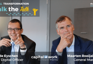 Digital Transformation: Walk the Talk – CapitalAtWork